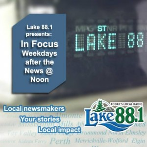 In Focus on Lake 88