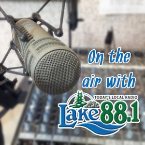 On the Air with Lake 88