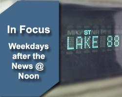 In Focus Sidebar on Lake 88