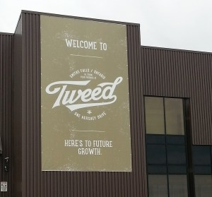 Tweed to open visitor centre this weekend