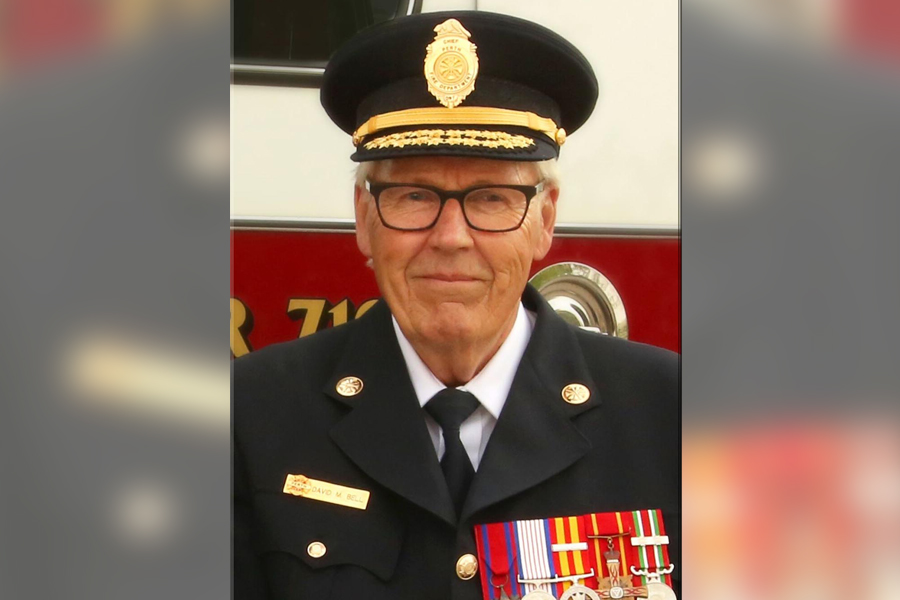 Updated – Former Perth Fire Chief David Bell Passes away – Fire Services March in late Chiefs honour to take place Monday afternoon