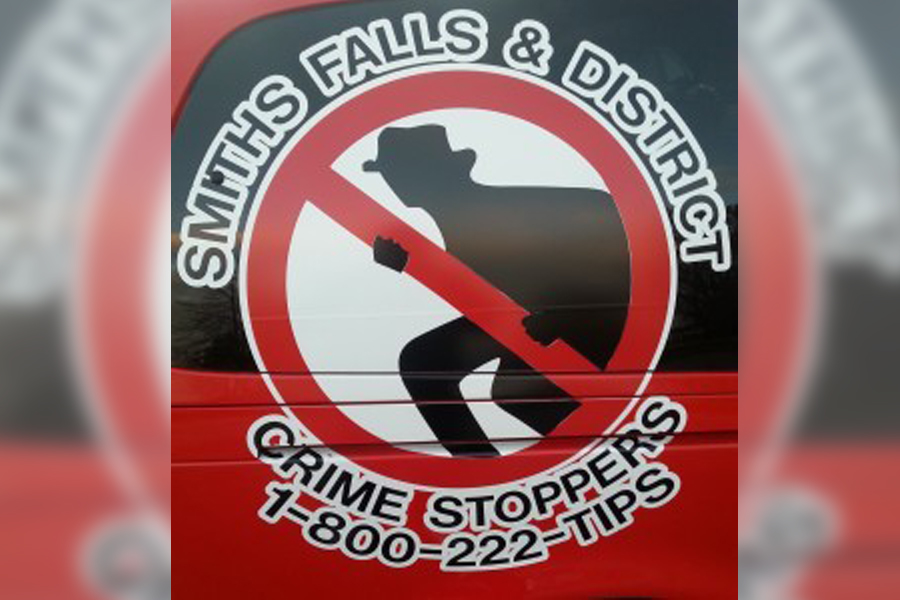 Smiths Falls Crime Stoppers Report