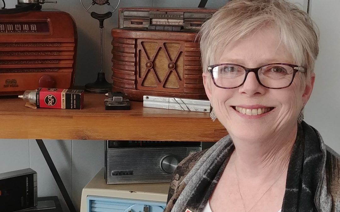 In Focus – Wed Apr 3, 2019 – Sandra Shaw, President of the Perth and District Canadian Federation of University Women