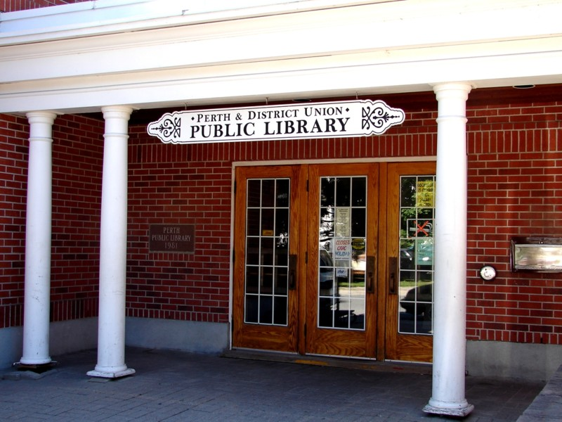 Perth Council discusses Library funding in wake of provincial cuts