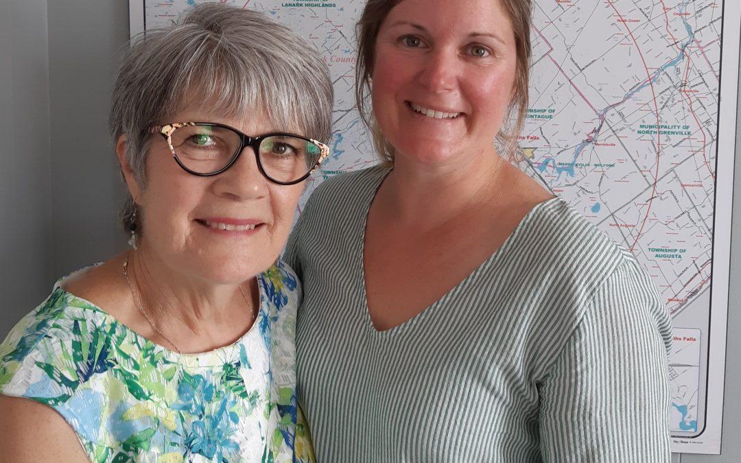 In Focus – Tues Aug 13, 2019 – Parkinson's Superwalk 2019: Pat Evans & Erin Myers