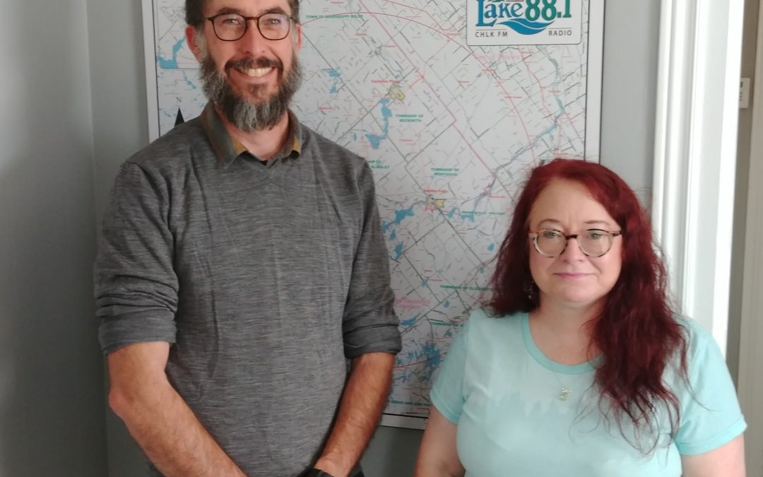In Focus – Wed Sept 11, 2019 – Ramsey Hart and Sue Van Slooten from The Table Community Food Centre