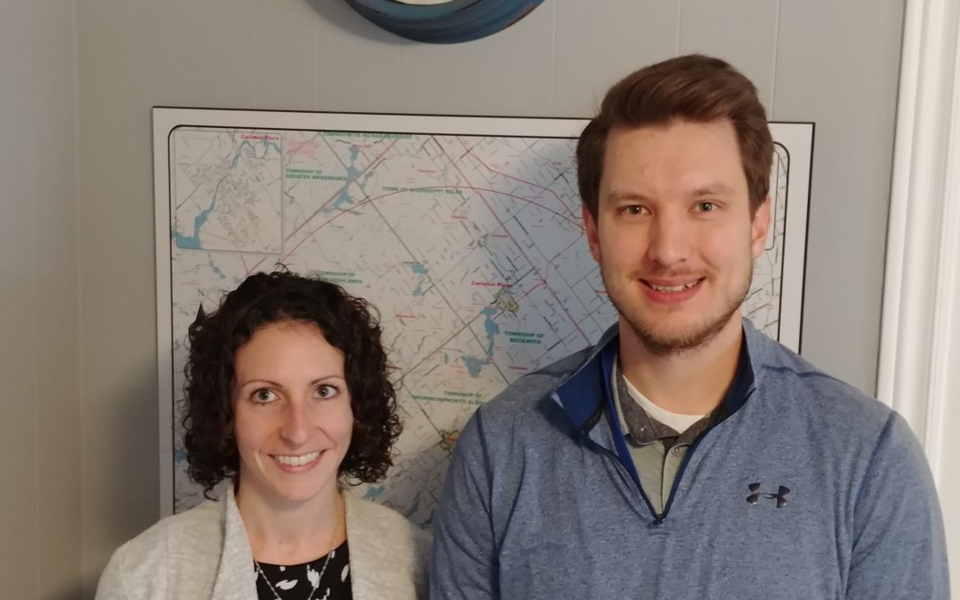 In Focus – Thurs Oct 31, 2019 – Joseph Reid and Michelle Foote on Radon awareness information sessions