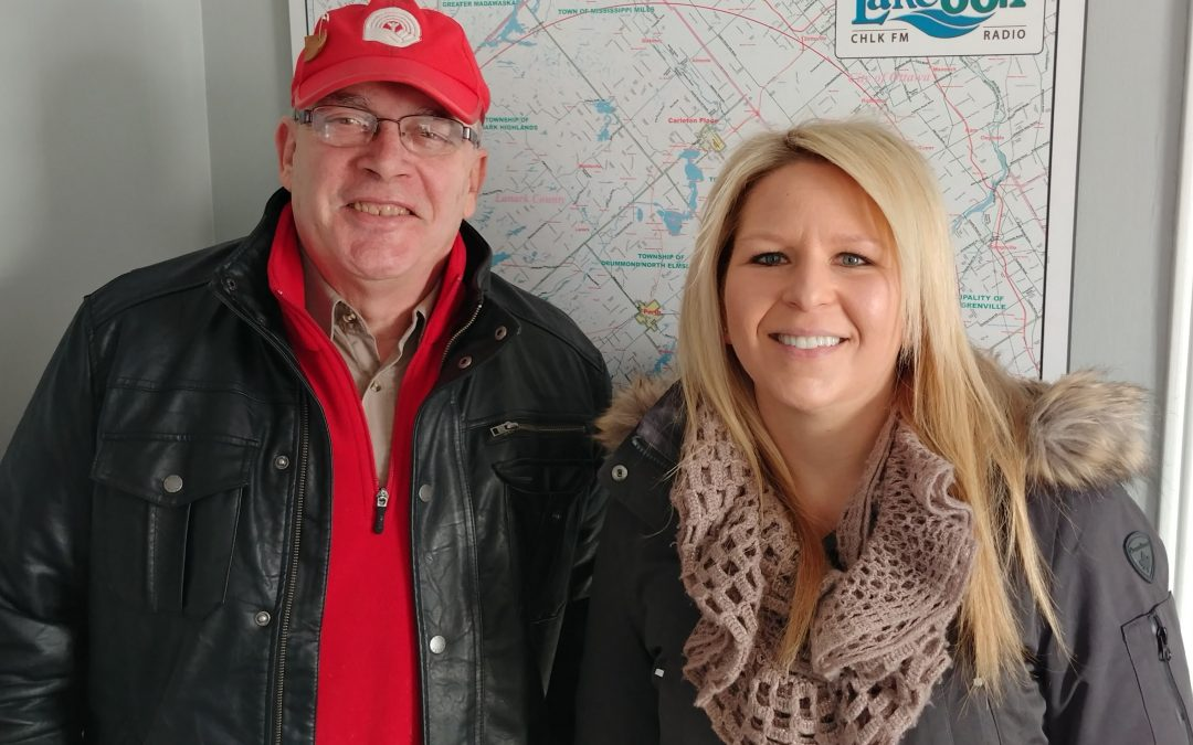 In Focus – Tues Dec 3, 2019 – The United Way's Fraser Scantlebury and Amy Elsner on 'Giving Tuesday'