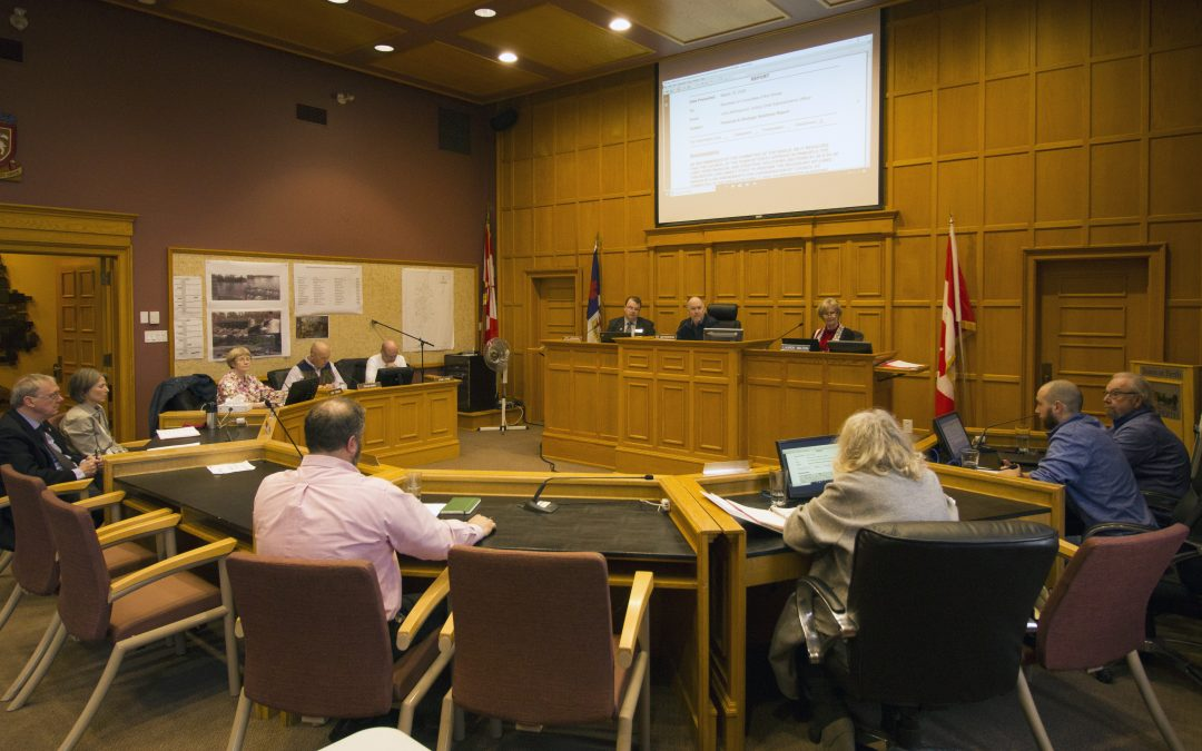 Financial and Strategic Solutions discussed by Perth Council