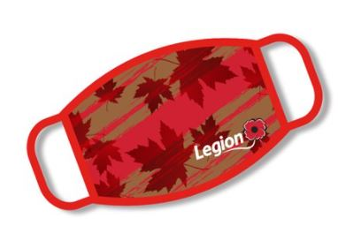 Royal Canadian Legion selling special, masks to support veterans through annual Poppy Campaign