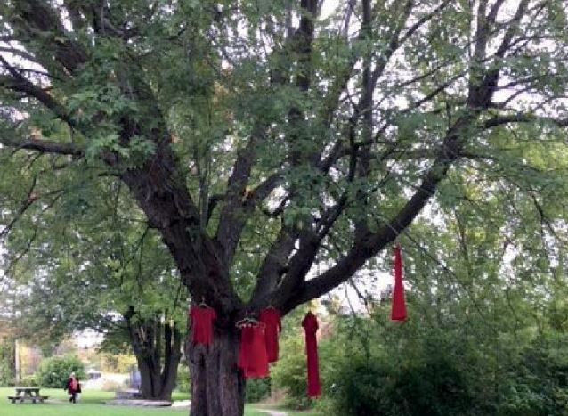 Sisters in Spirit Vigil planned for October 4th at Healing Forest
