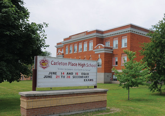 UCDSB reports second confirmed case of COVID-19 at Carleton Place High School