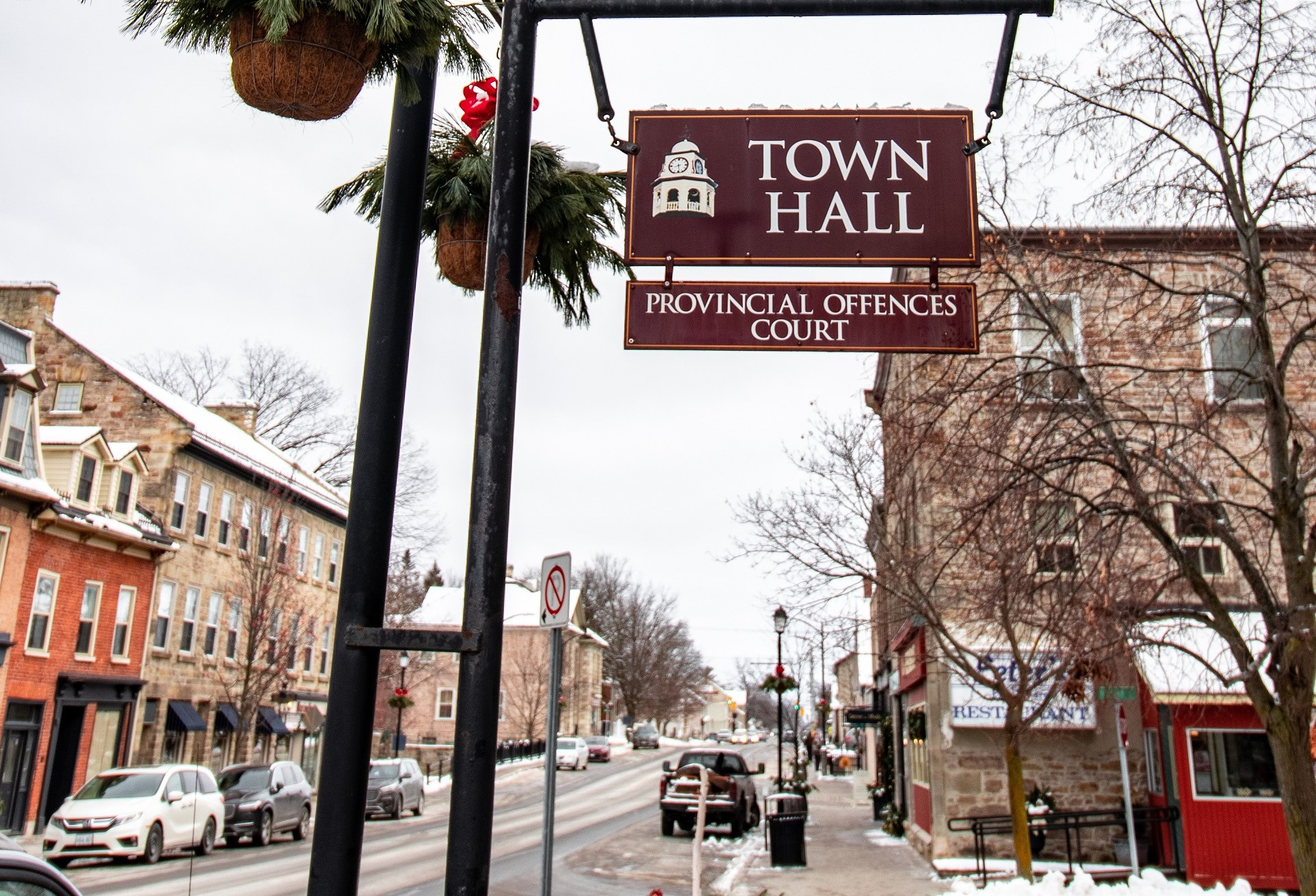 Provincial Stay at Home Order sees Perth Town Hall, other municipal buildings closed