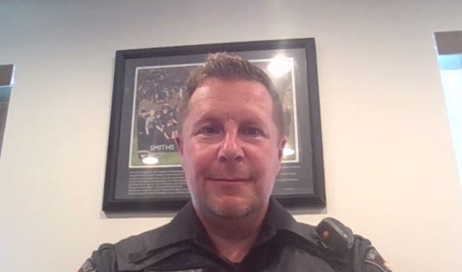 In Focus – Tues May 4, 2021 – Smiths Falls Police Service Constable Aaron Tompkins