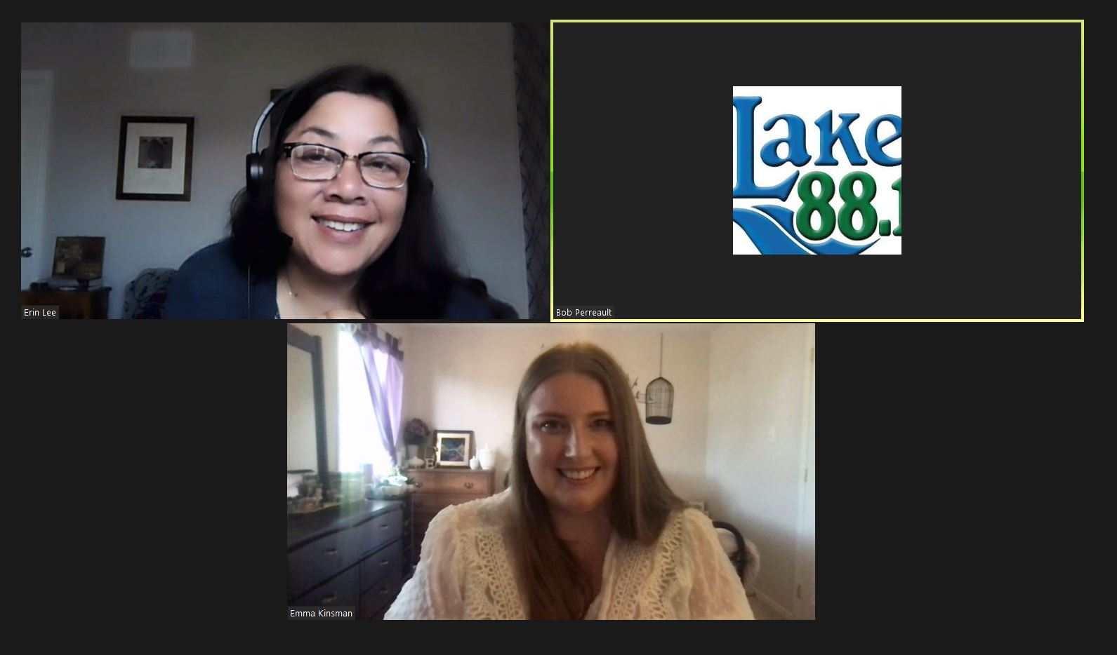 In Focus – Tues June 1, 2021 – Erin Lee and Emma Kinsman of Lanark County Interval House